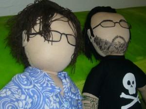 DJ and Dan Dolls