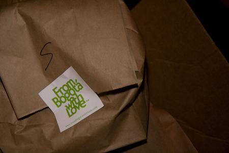Grocery Bags ...No, Zemoga Gift Bags!