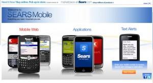 Sears Mobile Screenshot blog 300x163 Sears Goes Mobile in a Big Way