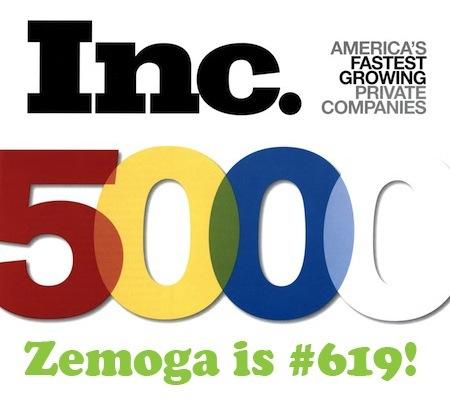 inc5000 logo copy Zemoga Climbs the Inc 5000 Ranks!