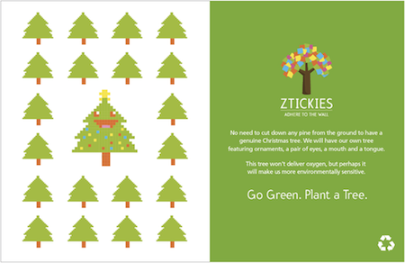 Ztickies r4 What Does Your Christmas Tree Look Like?