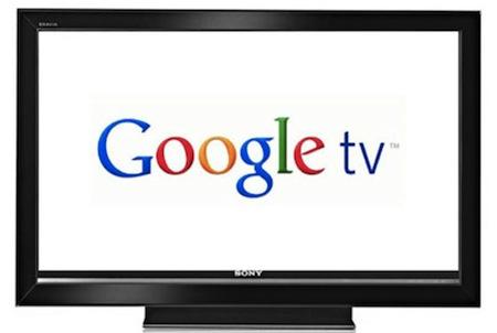Google TV TV Meets Web