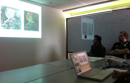 ConceptArt Presentation 005 Z Talks: A Brief View on Concept Art