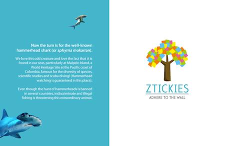 ztickies call08 hammerhead Ztickies: Earth Day