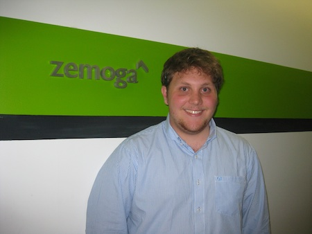 Nick Meet The Z Team Interns: Nick